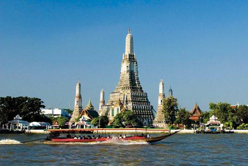Du lịch Thái Lan mùa hè