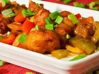 Du lịch Trung Quốc - Món ăn Trung Quốc - Thị lợn chua ngọt